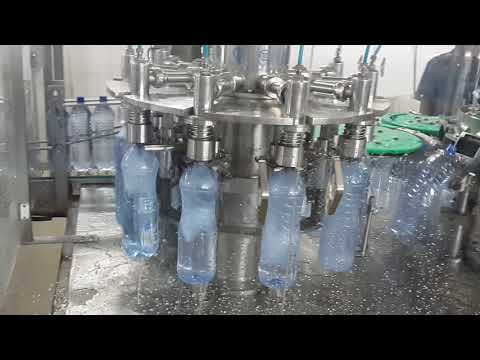 6000 Bottle Per Hour Fully Automatic Water Bottling Project, Bottled Water Companies