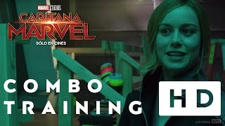 Capitana Marvel, de Marvel Studios - Combo Training