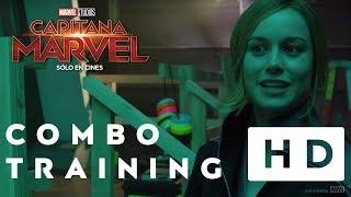 Capitana Marvel, de Marvel Studios - Combo Training