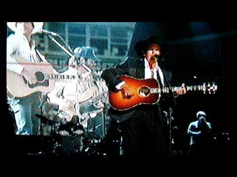 George Strait Live ACM Troubadour 2009