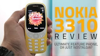 Nokia 3310 Review | More Than Just Nostalgia?