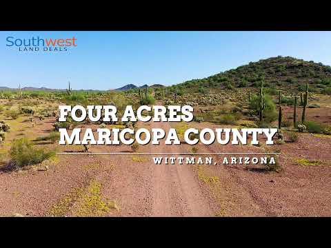 4 Acre Desert Homesite in Whispering Ranch (0323-2021-AZMAR)