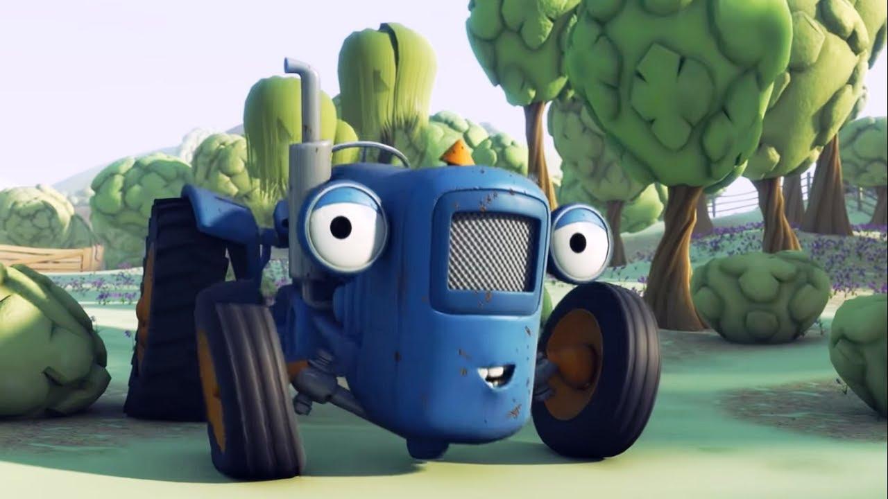 Олли Веселый грузовичок - Мультик про машинки - Все серии - Сборник 1