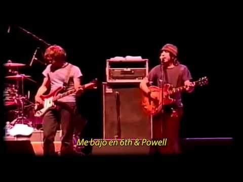 Elliott Smith - Needle in the Hay (live electric) (subtitulos español)
