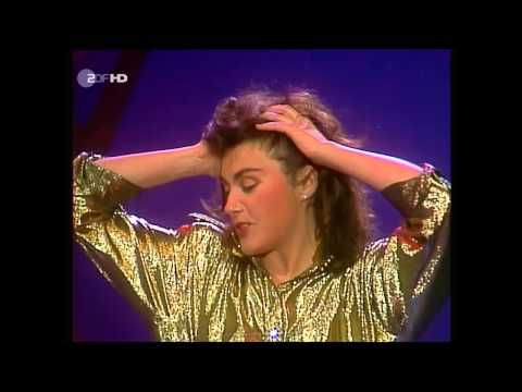 Laura Branigan  Self Control ZDF 1984 HD
