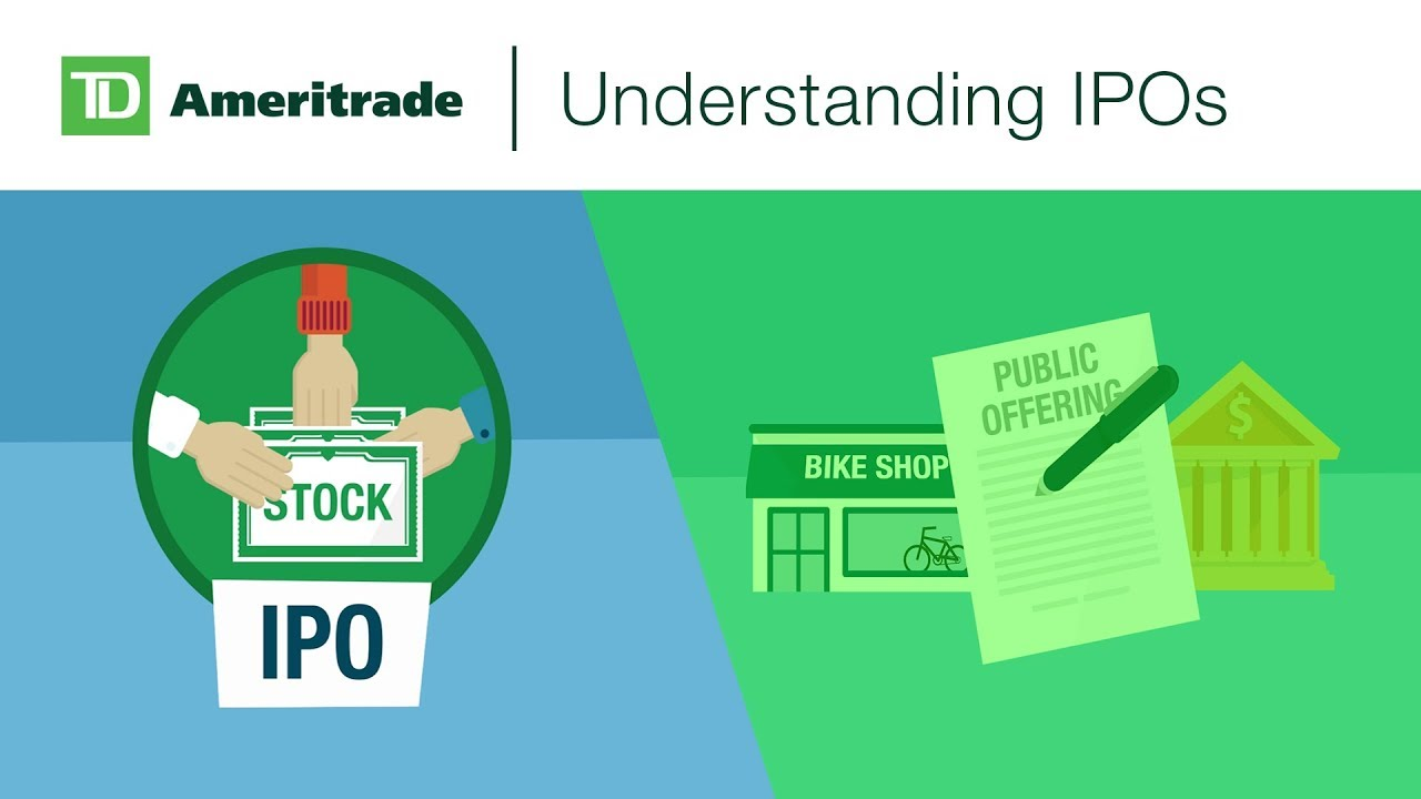 How to Buy IPO Stock : Initial Public Offering | TD Ameritrade