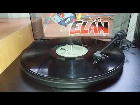 Elán - Zabudnuté (vinyl 1983)