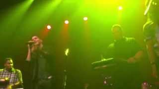 andy grammer // trumpets+holding out mashup // live