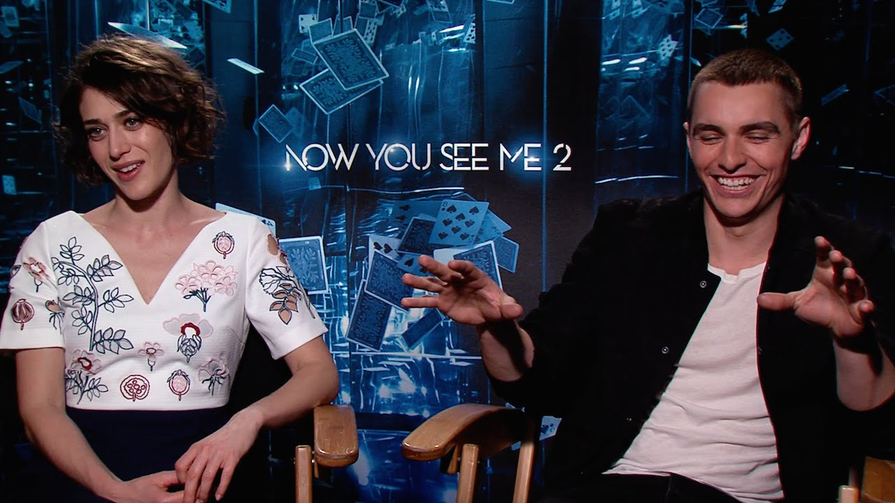 Lizzy caplan and dave franco on now you see me 2 youtube lizzy caplan and dave franco on now you see me 2 m4hsunfo
