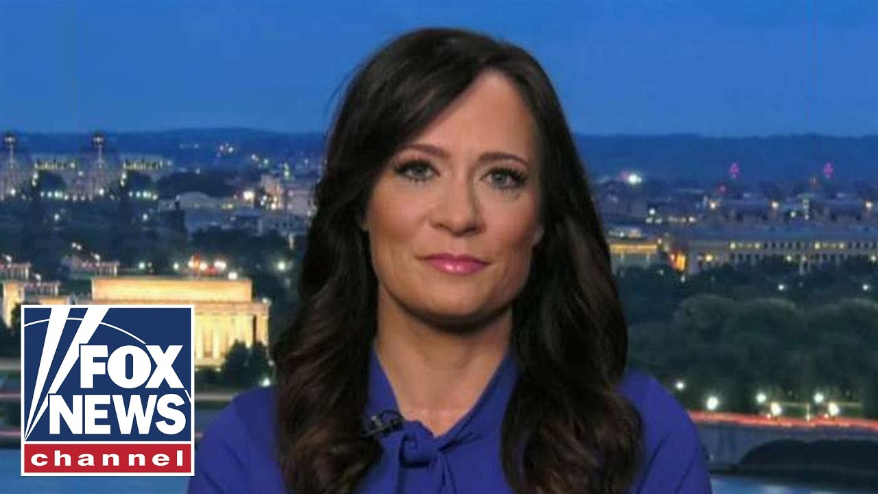 FOX News Stephanie Grisham: The media don't want people to see Trump's success