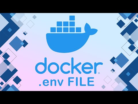 How To Use Docker .env File