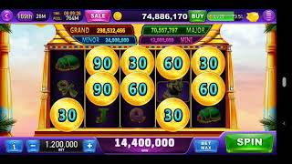 My Playthrough of CashHit Slot Machines and Casino Games Party - Part 3 screenshot 5