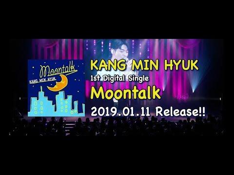 カン・ミンヒョク(from CNBLUE)「Moontalk」ティザー映像