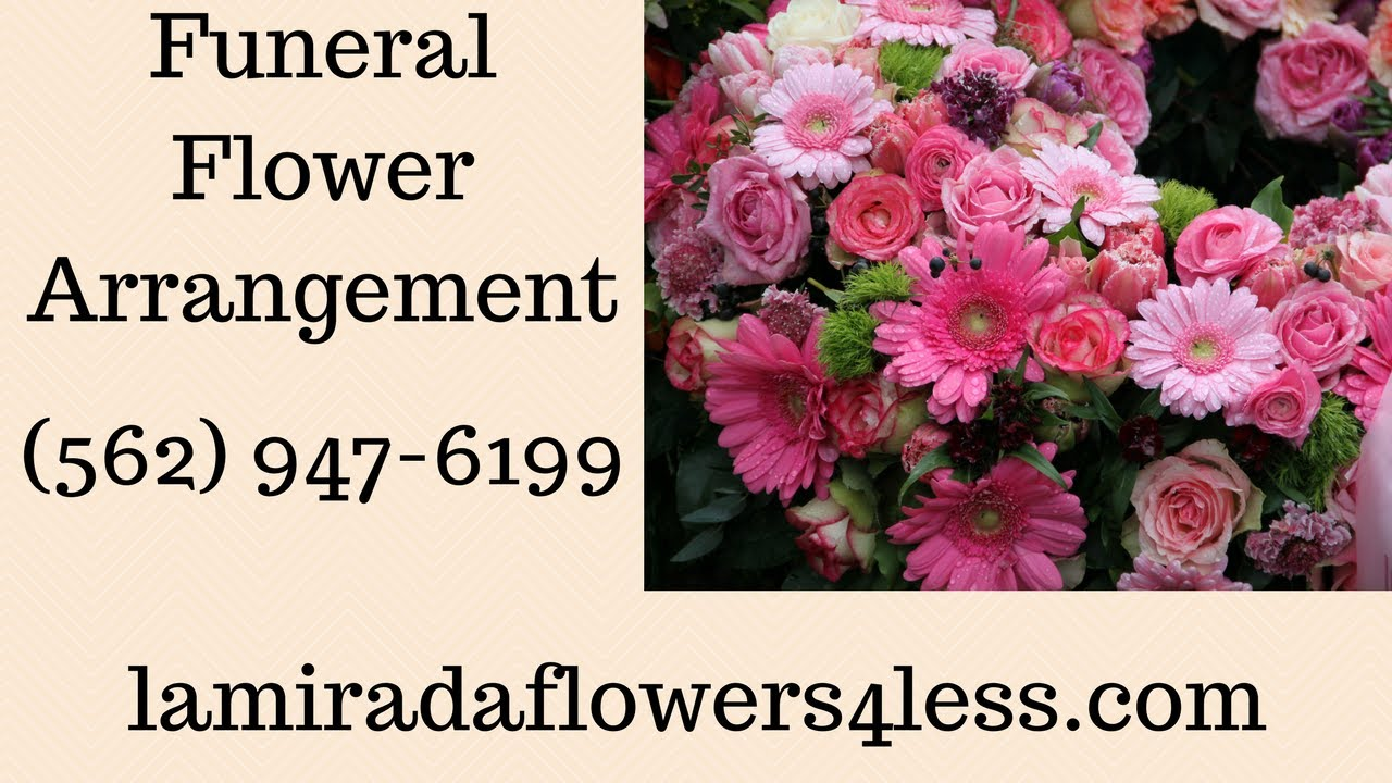 Cheap Funeral Flower Arrangements San Gabriel Free Delivery 562
