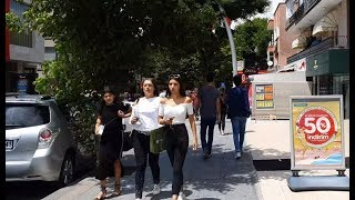 Ankara's Famous Street   7th Street   Walking and Delicious Tour in Turkey [4K]