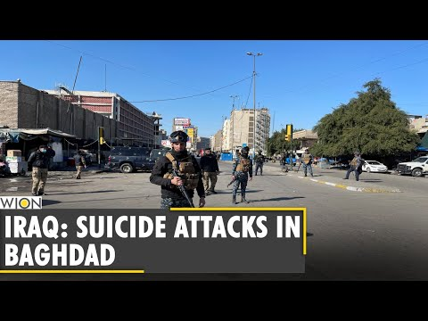 Iraq: Rare twin suicide attack kills at least 13 in Baghdad | Latest World News | English Bulletin