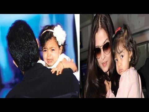 ऐश्वर्या ने छोड़ा बेटी अराध्या का साथ | SHOCKING: Aishwarya Rai Leaves Daughter Aradhya