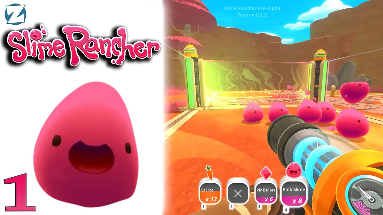 Slime Rancher Gameplay - Ep 1 - Gameplay Introduction (Let's Play)