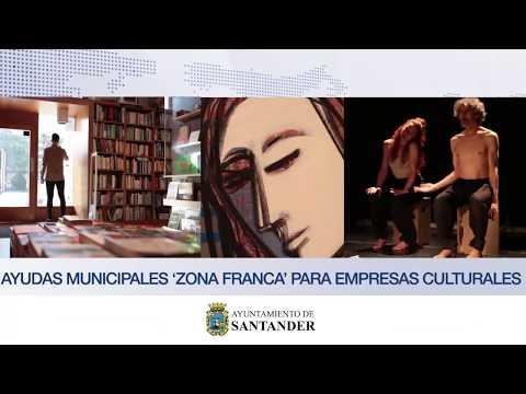 Ayudas municipales Zona Franca para empresas culturales