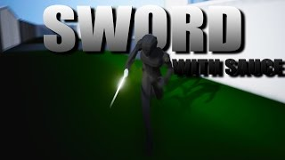 Sword With Sauce: Alpha - SUPER HOT, ALMOST? - Sword With Sauce: Alpha Gameplay - Let