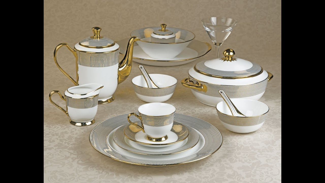 China Clay Suppliers Clay Craft India Pvt Bone China Crockery Ceramic Tableware