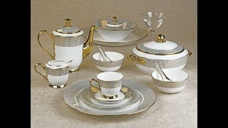 Clay Craft (India) Pvt. - Bone China Crockery & Ceramic Tableware