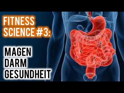 FITNESS SCIENCE #3 Du bist was du verdaust - Verdauung, Darmgesundheit Optimum Digest