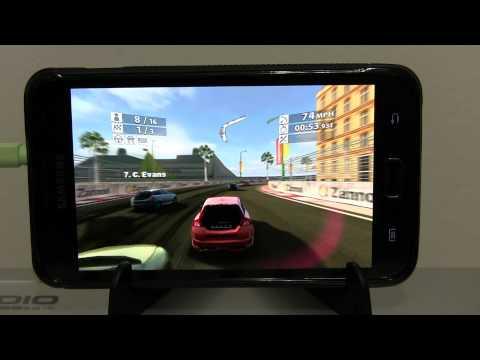 Real Racing 2 Samsung Galaxy Note International