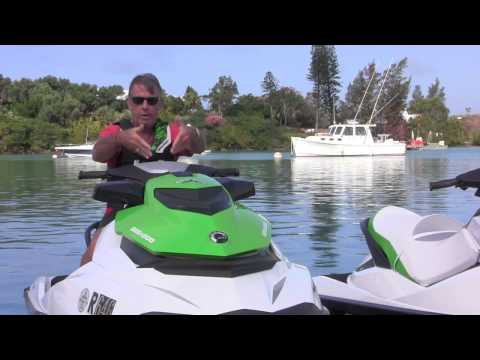 GTI Jetski Instructions