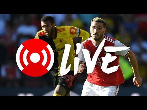 Watford 2-2 Arsenal   Arsenal Nation LIVE Analysis