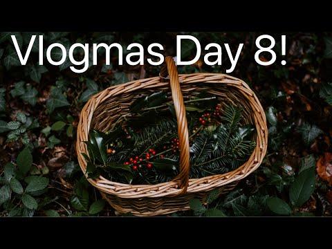Day 8 of Vlogmas!