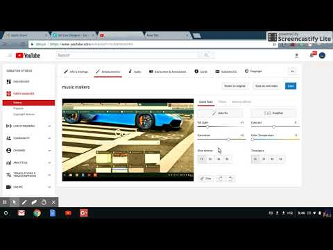 Edit Your Own Youtube Vid For Cp 2