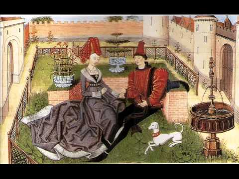 French Renaissance song 2