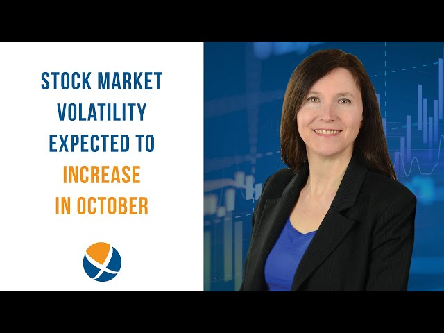 Volatility in US Stock Market Expected to Increase in October