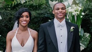 Russell Westbrook Has Huge Beverly Hills Wedding