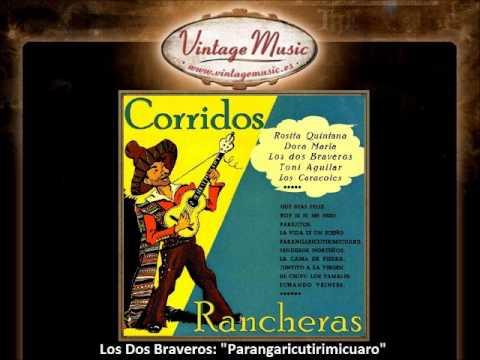 Los Dos Braveros - Parangaricutirimicuaro (VintageMusic.es).