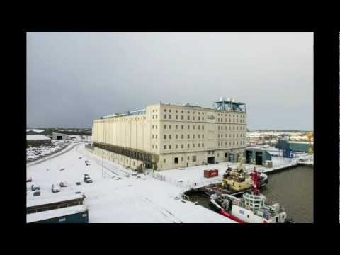 ABP Port of Hull, East Yorkshire - Time Lapse 1 - David Lee Photography Ltd