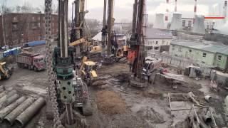 видео ЖК «Нескучный сад»