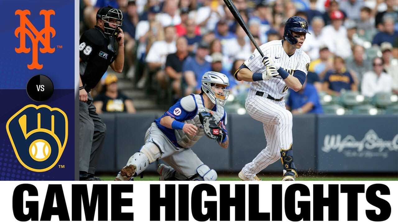 Download Mets vs. Brewers Game Highlights (9/26/21)   MLB Highlights