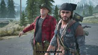 Days Gone Walkthrough Part.16 Hey Boozer Need A...hand Lol