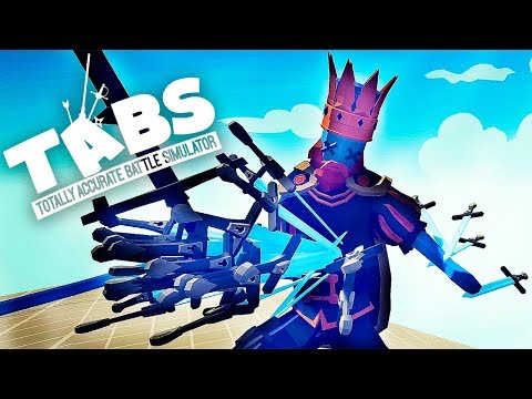 Видео: ИЗИЧНЫЕ КАТКИ ► Totally Accurate Battle Simulator #50