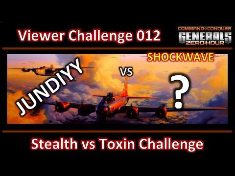 Viewer Challenge 012 - Stealth Vs Toxin - Challenge Mode - Zero Hour