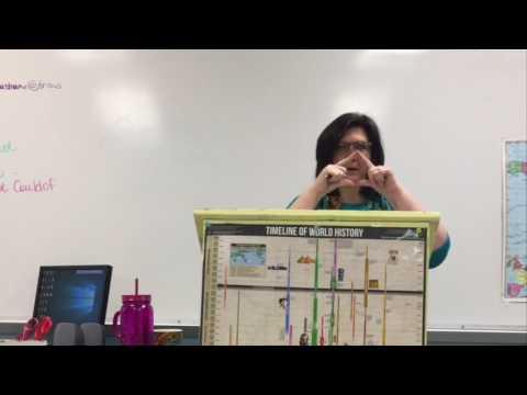 DBQ - Analysis for how to analyze.  Day 1.