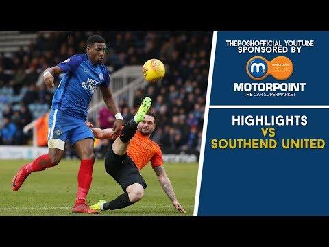 HIGHLIGHTS | The Posh vs Southend United