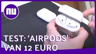 Zijn Chinese 'AirPods' van 12 euro een concurrent voor Apple?  - Prul of Praal? #35