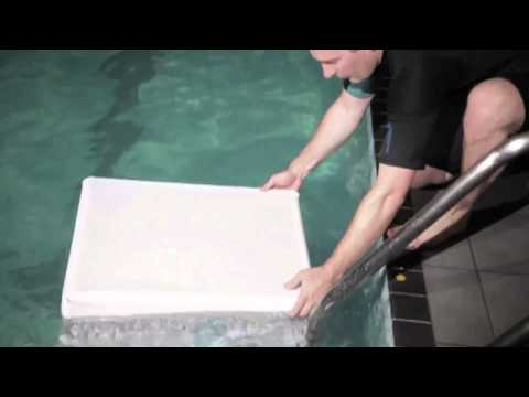Video: Sport-Thieme® Splash Deck Pool-plattform