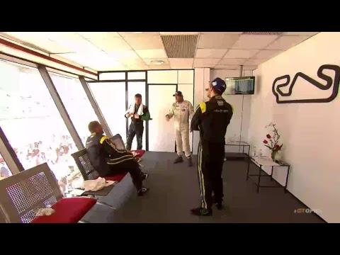 International GT Open 2018 ROUND 7 SPAIN - Barcelona Race 2 ENGLISH