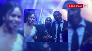 Davido Delivers Thrilling Performance At Idris Elba's Wedding