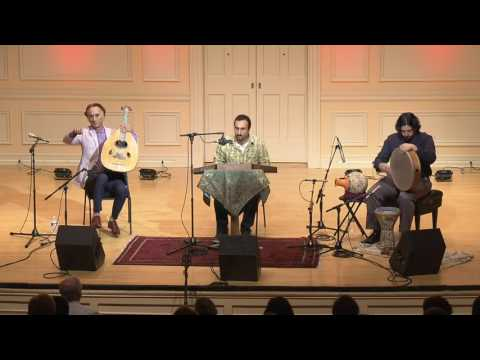 Rahim AlHaj Trio: Middle Eastern Music from New Mexico