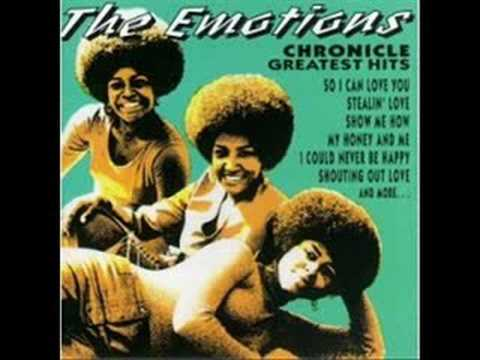 The Emotions- Show me How - YouTube